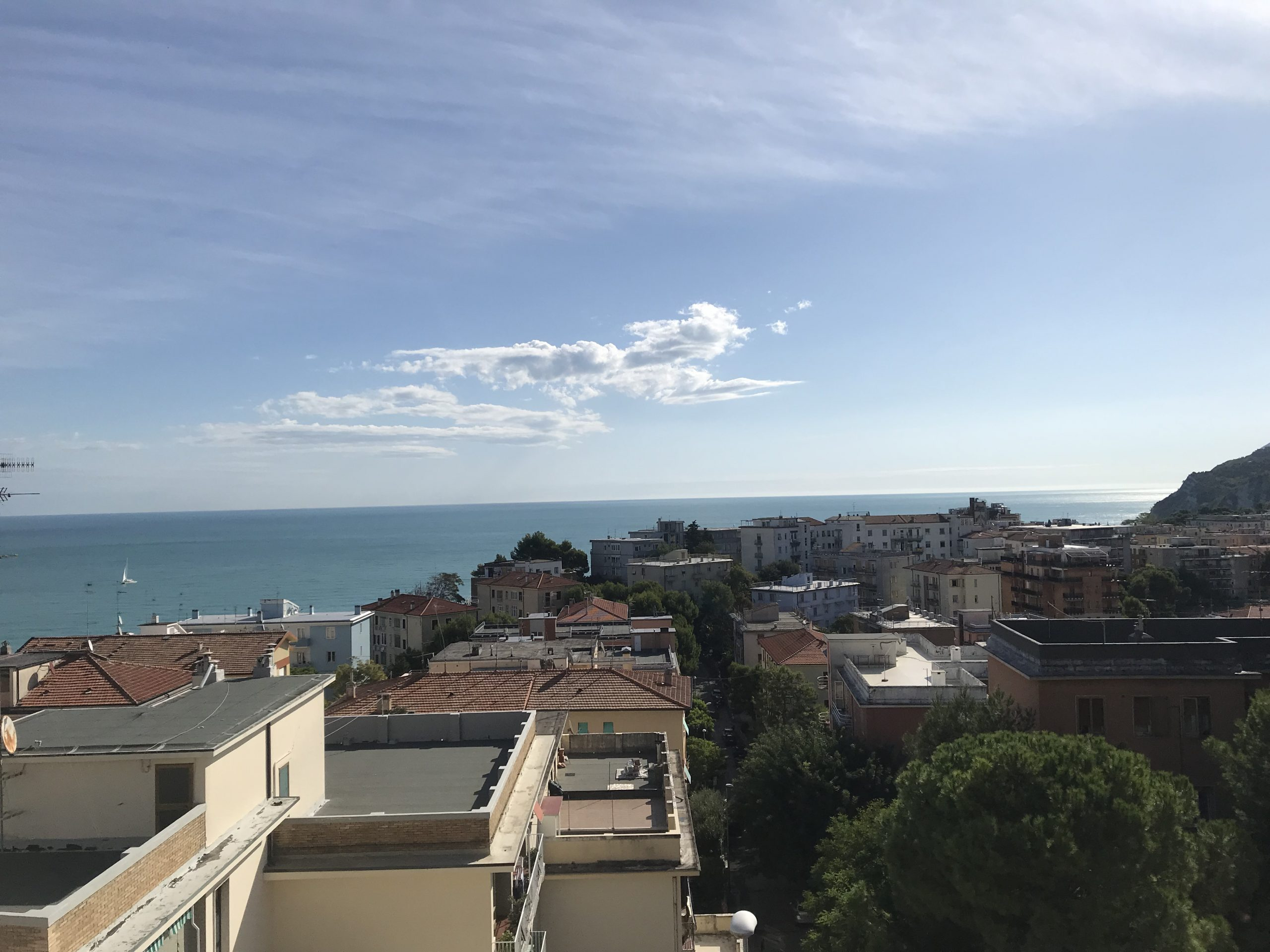 Quartiere Adriatico vista mare