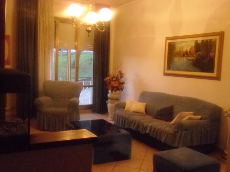 A3396 Ampio appartamento con corte annessa e posto auto