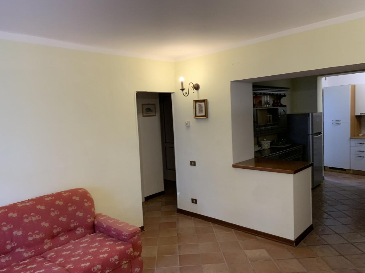 Numana zona centro affittiamo appartamento con ingresso indipendente